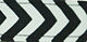 Black Mini-Chevron Cotton