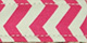 Lt. Pink Mini-Chevron Cotton